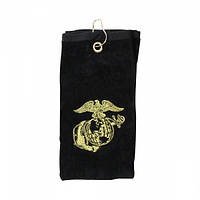 Полотенце Rothco Military Embroidered Golf Towel USMC