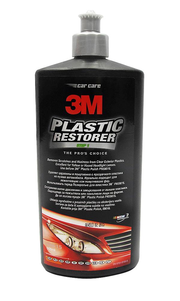Паста для восстановления пластика - 3М Plastic Restorer 500 мл. (59015)