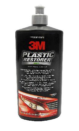 Паста для восстановления пластика - 3М Plastic Restorer 500 мл. (59015), фото 2