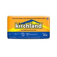 Клей для плитки Kirchland UltraFlex эластичный белый 5 кг