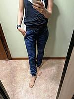 Женские джинсы на резинке, фото 1