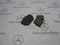 Задние тормозные колодки mercedes-benz w164 ml-class, фото 1