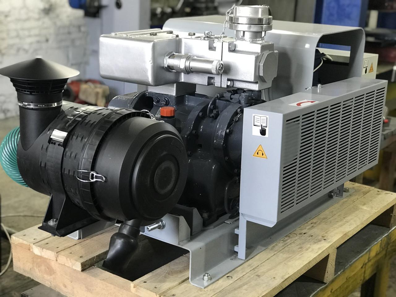 Компрессор CG80 GHH Rand для выдува сыпучих