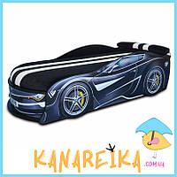"""Кровать для мальчика """"BMW Turbo"""" в 5 цветах (ПОДАРОК!)"""