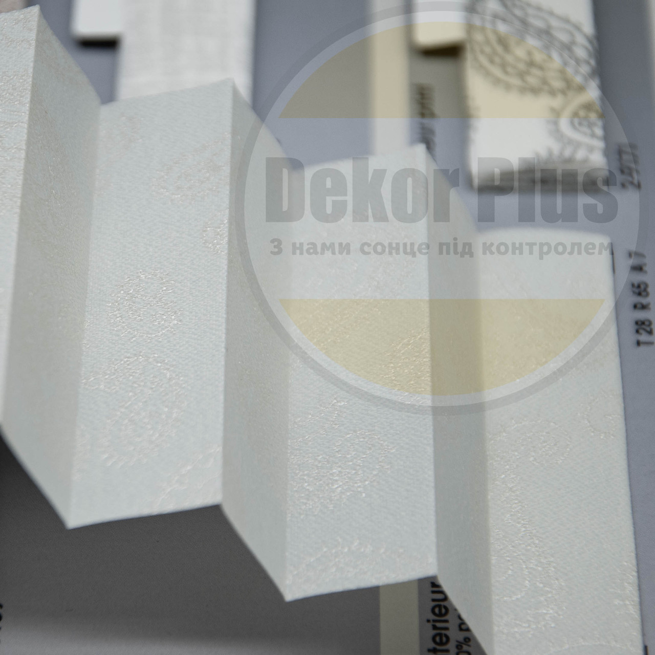 Штори плісе Interieur print (2 варіанта кольору)