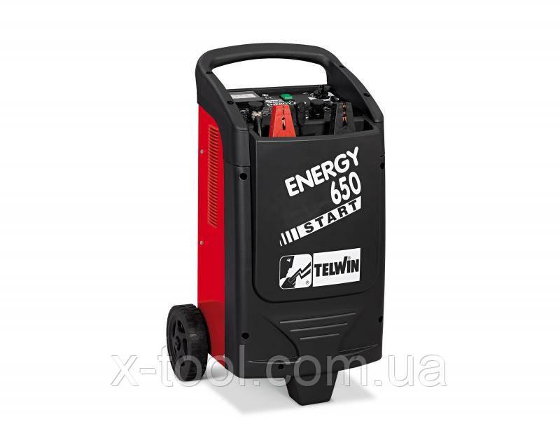 Зарядно-пусковое устройство Energy 650 Start Telwin 829385 (Италия)