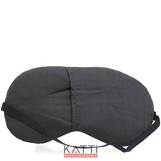 24310 повязка для сна KATTi Creative Animals черная с ламой, фото 2