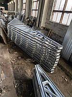 Ферма двухскатная металлическая длина 18 метров