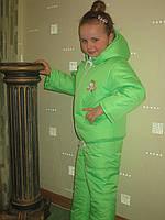 Весенние детские костюмы для девочек