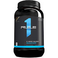 Rule One Proteins Протеин Rule One R1 Whey Blend, 908 г (chocolate fudge)