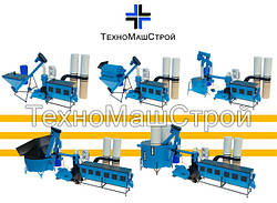 Обладнання для виробництва пелет і комбікорми / Лінії гранулювання