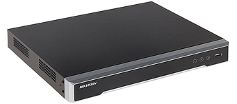8-канальный 4K IP видеорегистратор Hikvision DS-7608NI-K2