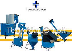 Шнекові конвеєри (шнеки точної завантаження)