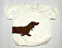 Комплект вязаный для малышей, возраст 6-12 месяцев., фото 1