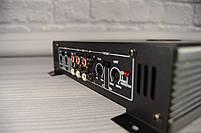 Усилитель звука автомобильный Boschmann BM Audio BM-600.4, фото 7