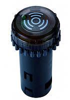 Світлосигнальна арматура (зумер) 75 дБ, 12...24 VDC, IP30