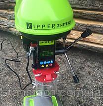Сверлильный станок Zipper ZI-STB13T, фото 3