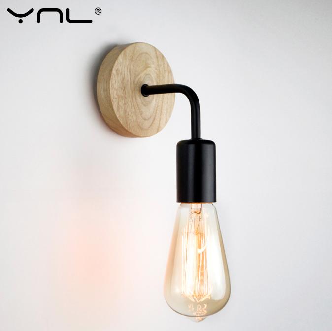 Винтажный светильник (бра) Ascelina WL173 настенный