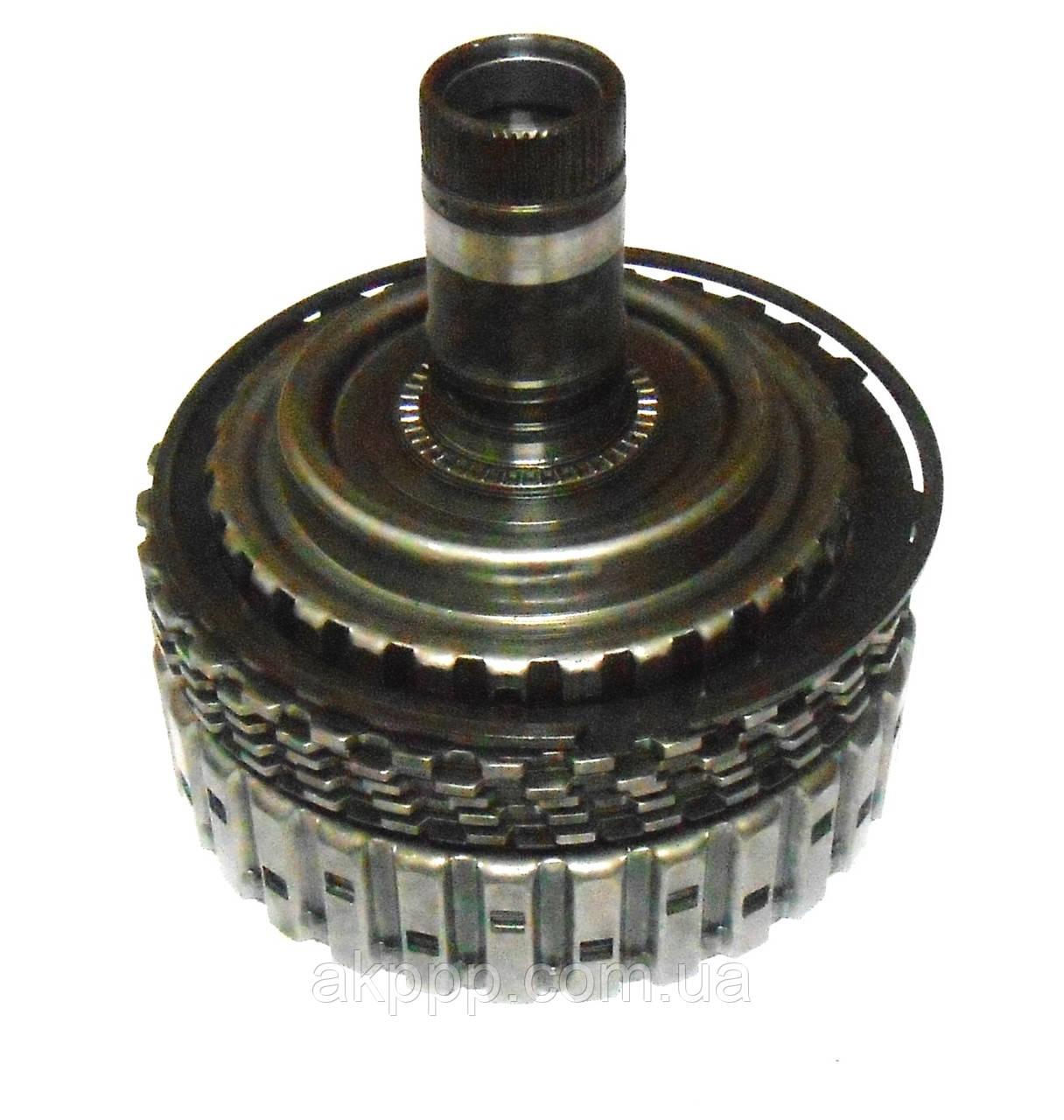 Акпп ZF6HP26, ZF6HP28, Барабан прямої передачі 1068272054 б/у