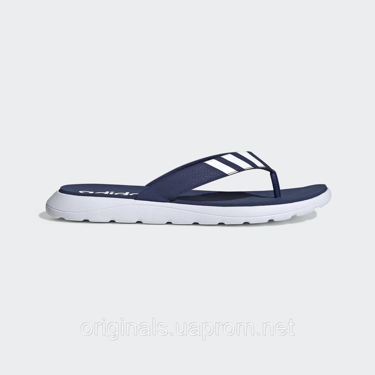 Мужские сланцы Adidas Comfort EG2068 2020