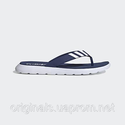 Мужские сланцы Adidas Comfort EG2068 2020, фото 2