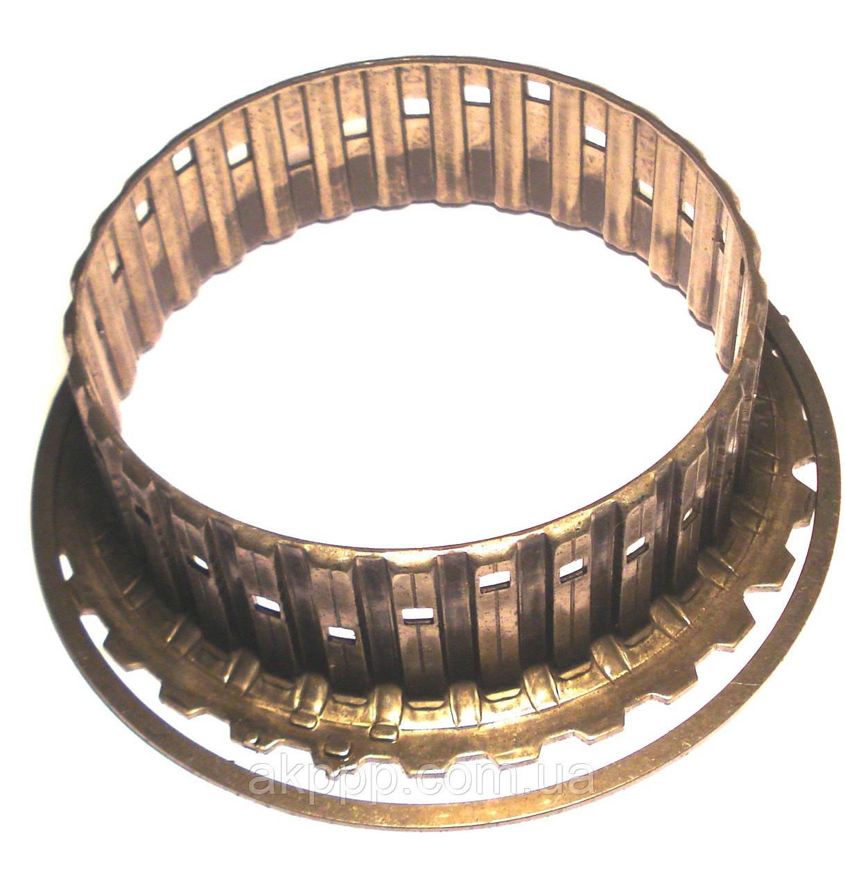 Акпп ZF6HP26, ZF6HP28, Ступица прямой передачи со стопорным кольцом AL3Z7F236A б/у