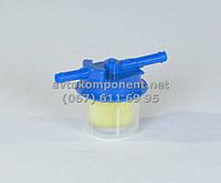 Фильтр топливный тонкой очистки ВАЗ, ВОЛГА с отстойником (9.3.11) Механик (производство Цитрон) (арт. 2101-1156010)