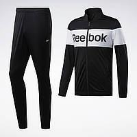 Мужской спортивный костюм Reebok Training Essentials Linear Read FS1647 2020