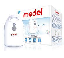 Компрессорный ингалятор Medel Family Plus