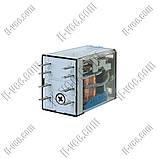 Реле FINDER 55.32.9.024.0040, 24VDC, 10А/250VAC 10А/30VDC, фото 2