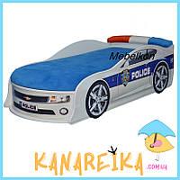"""Детские кровати от года """"CAMARO"""" Полиция"""