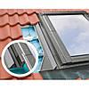 Мансардное окно Fakro FTS-V U4 78х140 см (двухкамерный стеклопакет и вентиляционная щель), фото 3