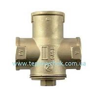 Клапан термостатичний змішувальний для твердопаливного котла TSV 5 DN32 55°C