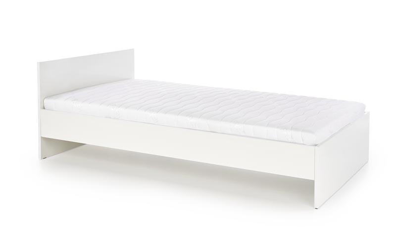 Кровать LIMA łóżko 120 белый (Halmar)