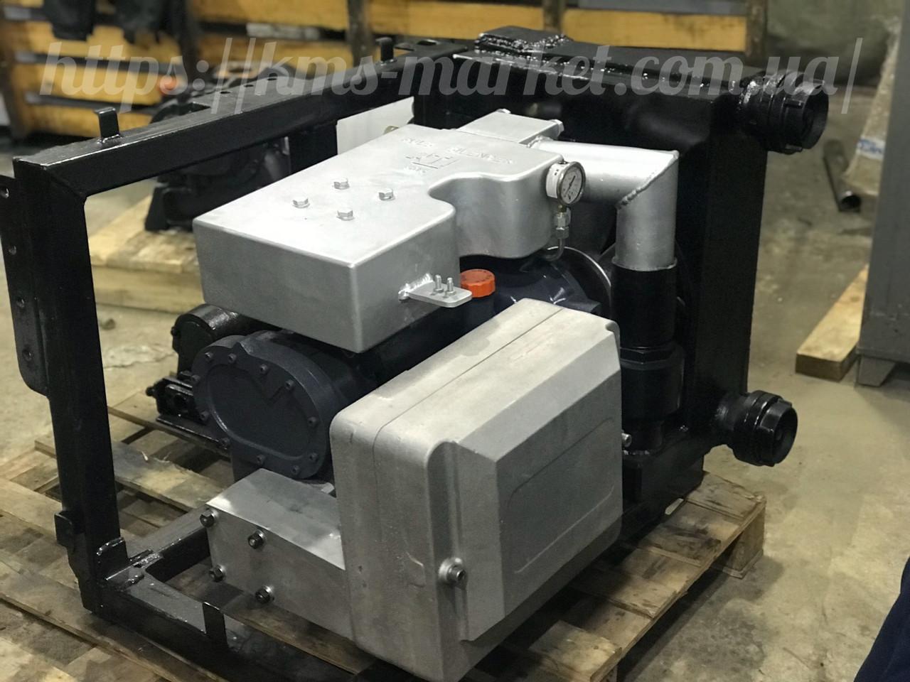 Компрессор CS80 GHH Rand в комплекте для тягача
