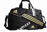 Качественная спортивная,дорожная сумка Adidas 01