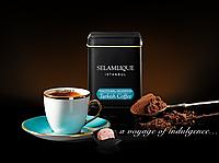 Новинка! Премиальный турецкий кофе Selamlique. 8 разных видов!
