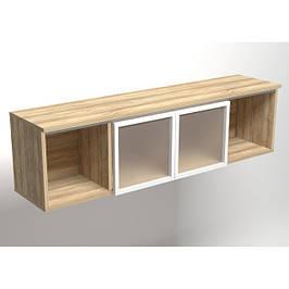 Навесные шкафы (полки)