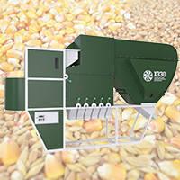 Зерновые сепараторы с циклоно-осадочным комплексом (ЦОК)