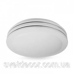 Светодиодный LED Светильник Feron AL555 20W Настенно Потолочный Круглый 5000К Накладной