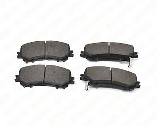 Дисковые тормозные колодки (передние) на Renault Kadjar - Renault (Оригинал) - 410604EA0A