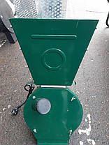 Зернодробилка (кормоизмельчитель) MINSK ELEKTRO 4.5 кВт, 3500 оборотов, бункер 10 л, фото 3