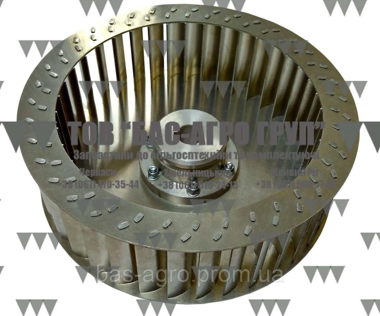 Крыльчатка вентилятора  AC494732 Optima Kvernaland аналог