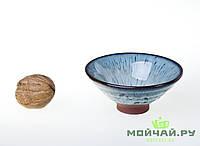 Чашка #1, конус, глина с глазурью., фото 1
