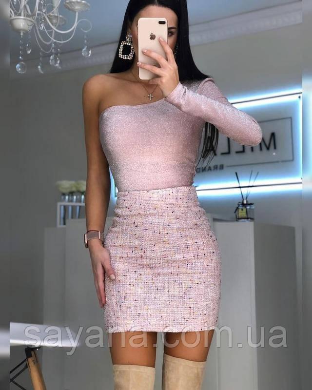 женская молодежная юбка оптом