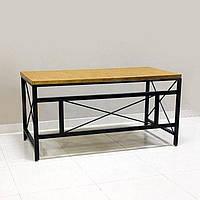 Письменный офисный стол в стиле LOFT (NS-963247378), вис-750мм, шир-700мм, довж-1400мм,