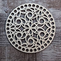 Круглое донышко для вязанных корзин Shasheltoys (100183)
