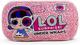 Лол L.O.L. Surprise! капсула Under Wraps Doll- Series Eye Spy