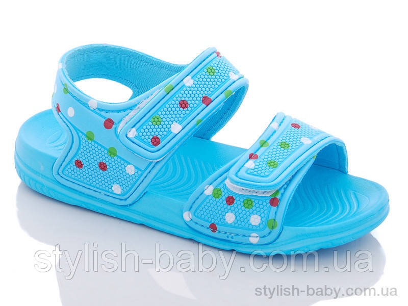 Детская летняя обувь 2020 оптом. Детские босоножки бренда Luck Line для девочек (рр. с 30 по 35)