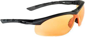 Очки баллистические Swiss Eye Lancer. Цвет - оранж.